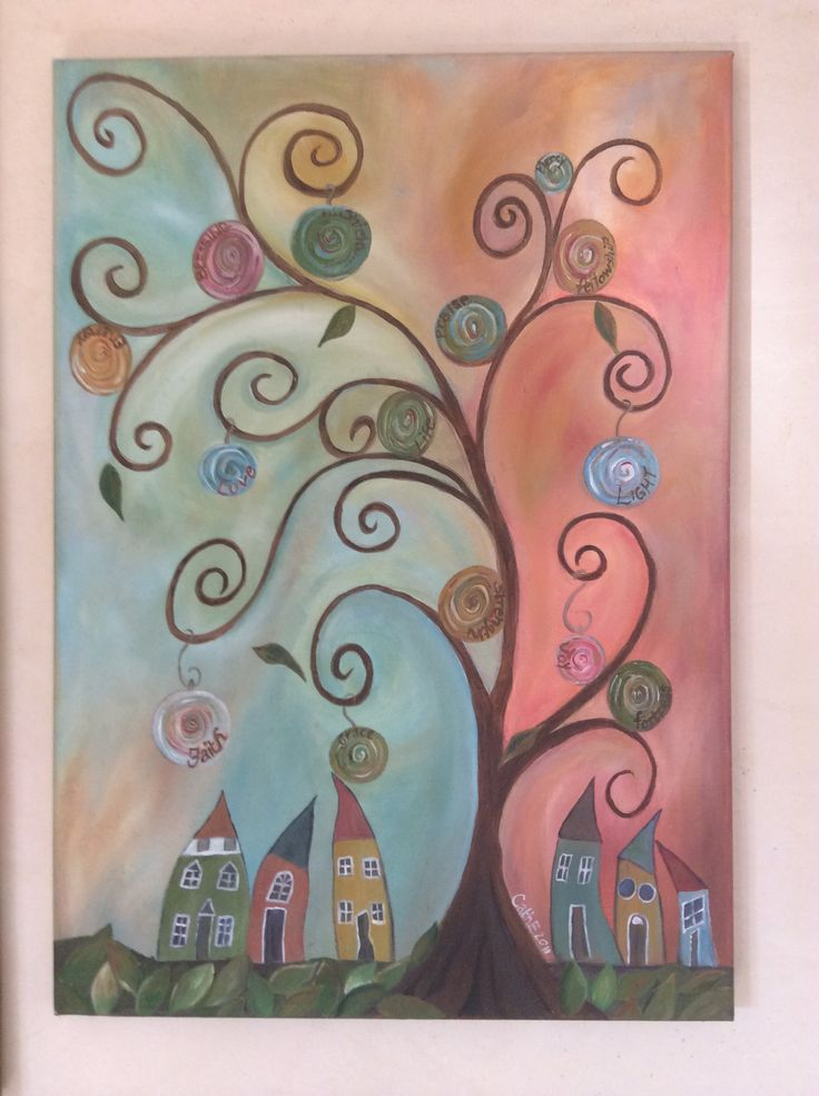 Tree of blessings