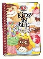 Kids in the Kitchen Cookbook by @GooseberryPatch - awesome!