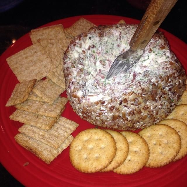chip beef cheese ball