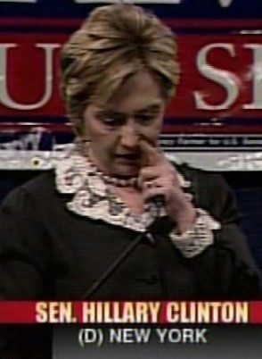 When I was young we laughed at kids who picked their nose in public, now we have a lot of idiots who want to elect a nose-picker as their president. She probably eats her boogers,also.
