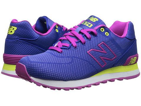 New Balance Classics WL574 Womens Lace up casual Shoes