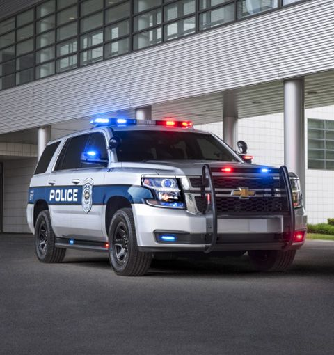 Police Cars For Sale: Police SUVs & Police Trucks For Sale | GM Fleet