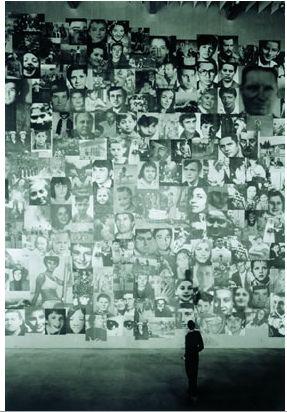 Christian Boltanski - Disappearance. 1998-99