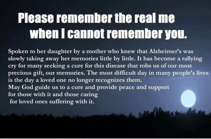 We Are Here To Help Care For People With Alzheimer's In A