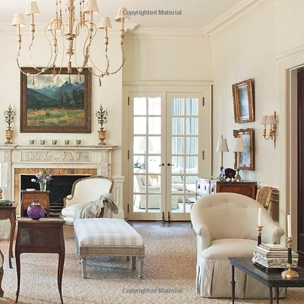 Elegant Living Room By Circa Interiors