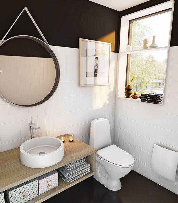 Renovering af badeværelse? Vi viser dig, hvor nemt det kan gøres - Pressalit - toiletsæder og fleksible handicapløsninger