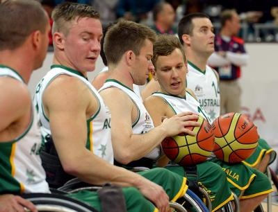Rollers to face USA in semi-finals | London 2012 - Official Australian Paralympic Team Website