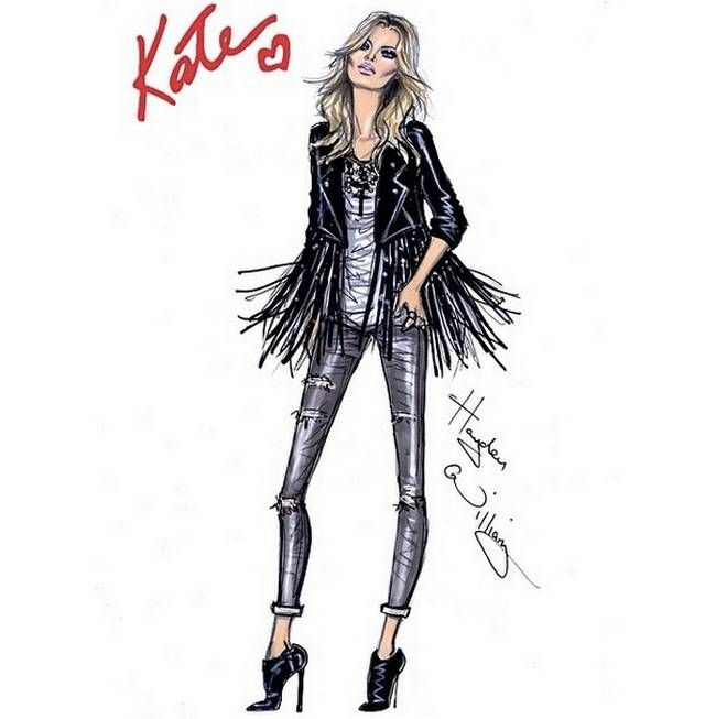 Kate Moss Hayden Williams | Fashion News | The You Way | Aftonbladet