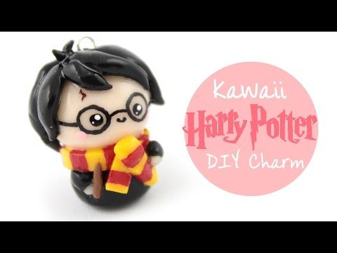 [Tuto Fimo] Harry Potter kawaii