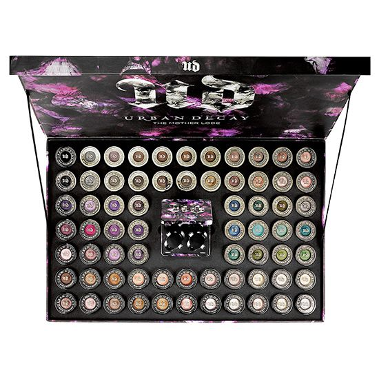 Urban Decay Mother Lode Shadow Set