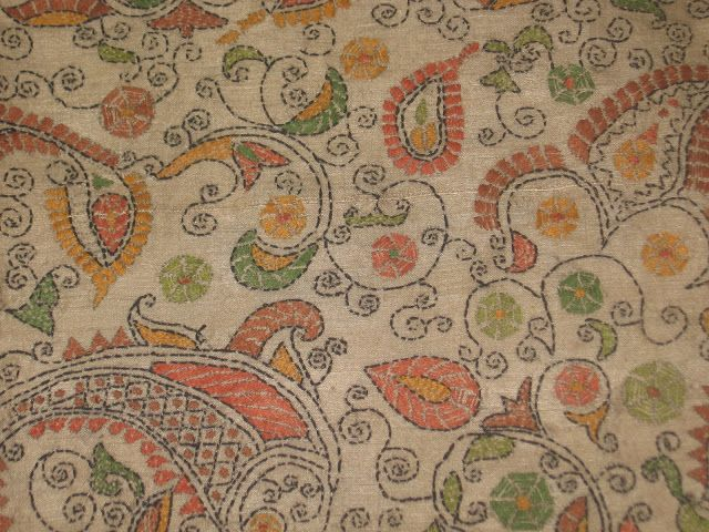 kantha embroidery - Google Search
