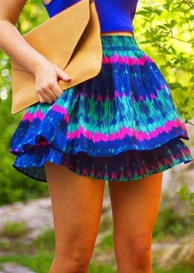 colorful and i love it a good spring outfit