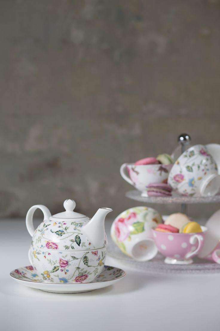 Tea time! - E timpul pentru ceaiul de la ora 5!