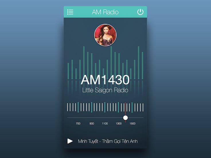 Radio App rebound