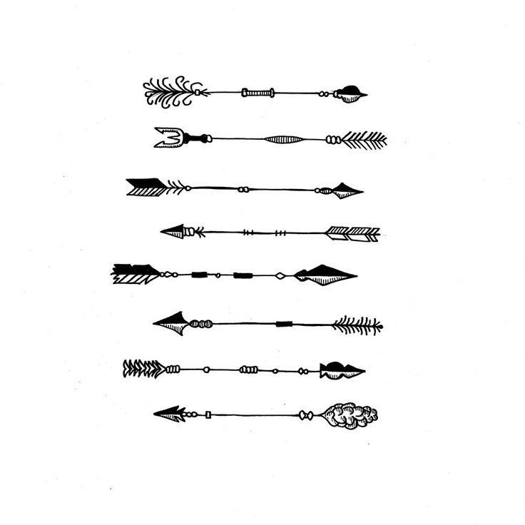 tattoo signify feather arrow sagittarius - Google Search
