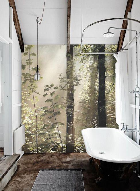 badeinrichtung modern   Bathroom design, Clawfoot bathtub ...