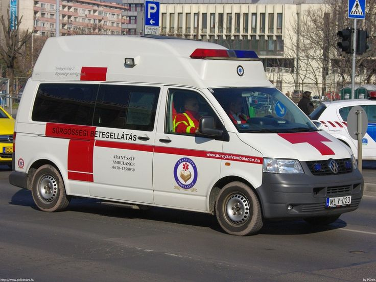 Aranyszív Ambulance mentőkocsi: Mentőautóink megfelelően felszereltek.  (betegszállítás)