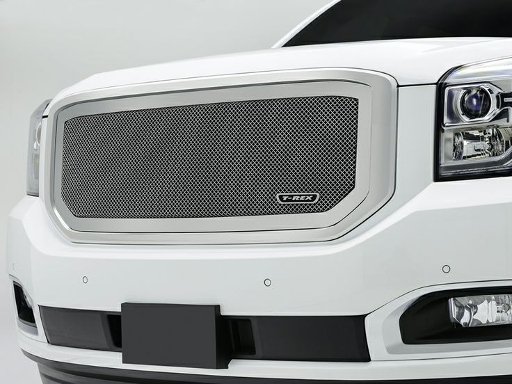 11 best images about 2015 gmc yukon billet grille chrome trim options on pinterest overlays - Grille indiciaire 2015 categorie c ...