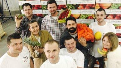 """""""Owoce do biura"""" – wywiad z Aleksandrą Ośko z """"Take a fruit."""""""