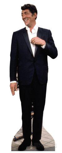 Dean Martin Silhouette en carton sur AllPosters.fr