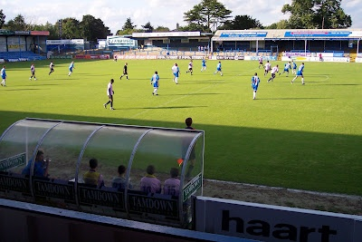 Layer Road, Colchester United