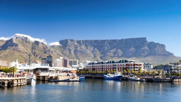 Queen Victoria Hotel: Queen Victoria Hotel is in a prime Cape Town spot, overlooking the buzzing V Waterfront.