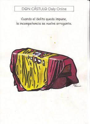 Don Cástulo: Ignominia