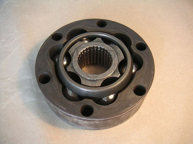 Constant-velocity joint - Wikipedia, the free encyclopedia