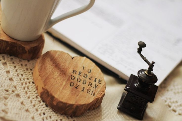 Podkładka drewniana (komplet 2 szt) w fandoo na DaWanda.com