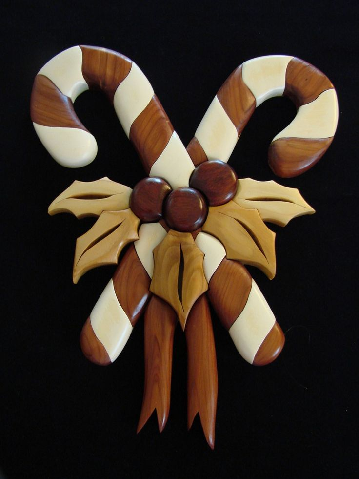 Intarsia: Wood Art by John Black - Intarsia and wood working projects for sale.