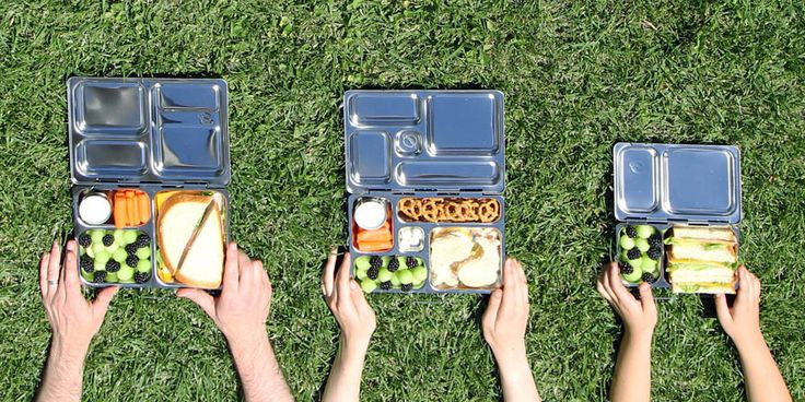 PlanetBox is the smart lunchbox that guides you in packing a well-balanced meal quickly and easily, plus users can post all the great lunch ideas they've thought of!