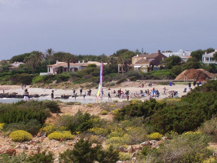 Menorca - Son Xoriguer - http://Menorca-web.de