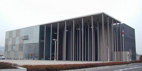 岡山西警察署-磯崎新 Okayama West Police Station-Arata Isozaki