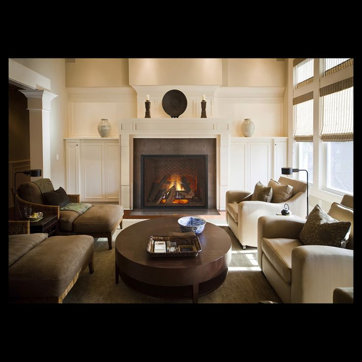 Fireplace Design heat and glo fireplaces : 108 best Real-Life Installations images on Pinterest