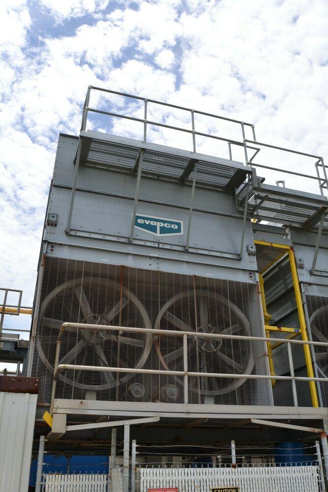 Evapco Pmc 631e Evaporative Condenser In Stainless Steel Thermal