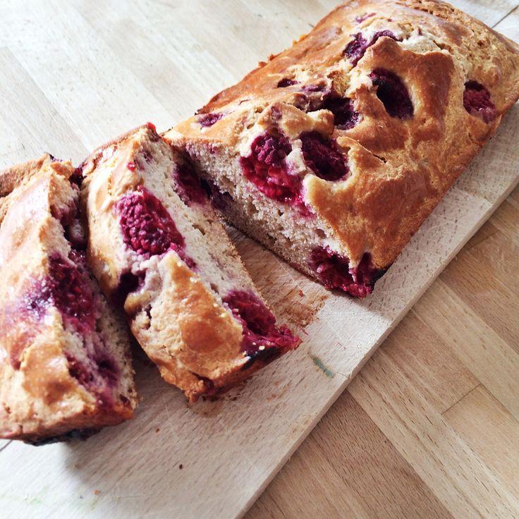 Wat eten we op woensdag? Ik stel voor dat je dit eens probeert: cheesecake protein brood. Of cake. Cake brood. Brood cake. Dat dus.