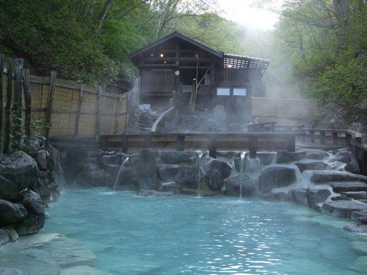 Yamagata, Tohoku: Mount Zao - Onsen