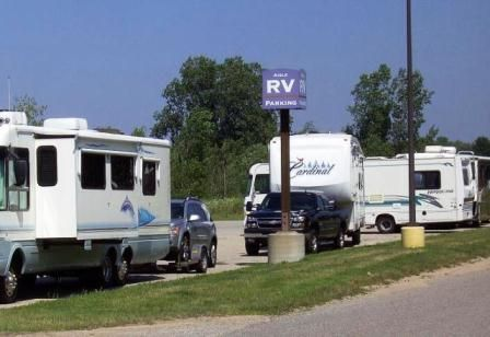Website that lists free Casino RV Parking