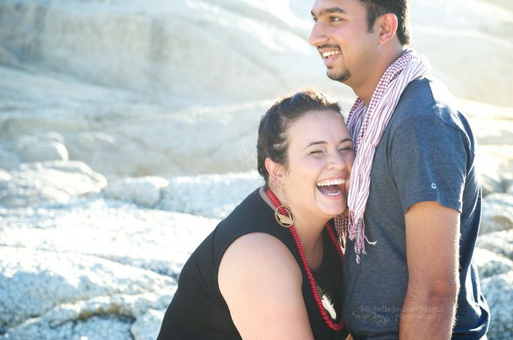 Couples, beach engagement session, image by Cape Town Wedding Photographer Michelle Joubert-Martin  | http://www.michellejoubert-martin.com