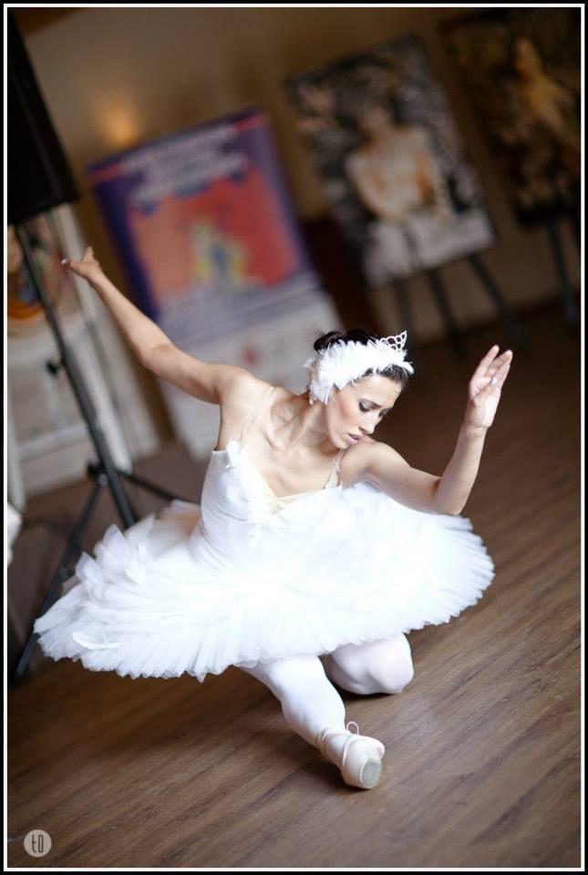 Karina Smirnova z Krakowska Królewska Szkoła Baletu i Tańca   Copyright 2014 Tomasz O.