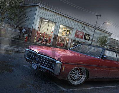 "Check out new work on my @Behance portfolio: ""Impala - 1969"" http://be.net/gallery/62063635/Impala-1969"
