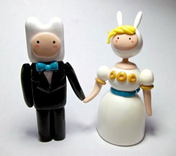 cake topper caricatura animale