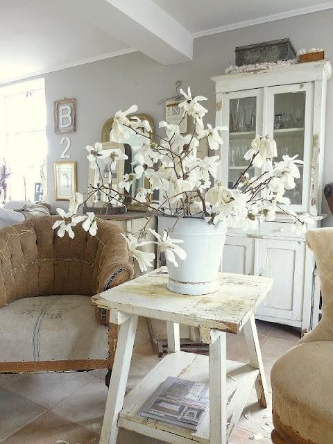 painting the past kleur canvas. mooi bij wit!