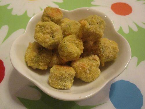 Okra Nuggets
