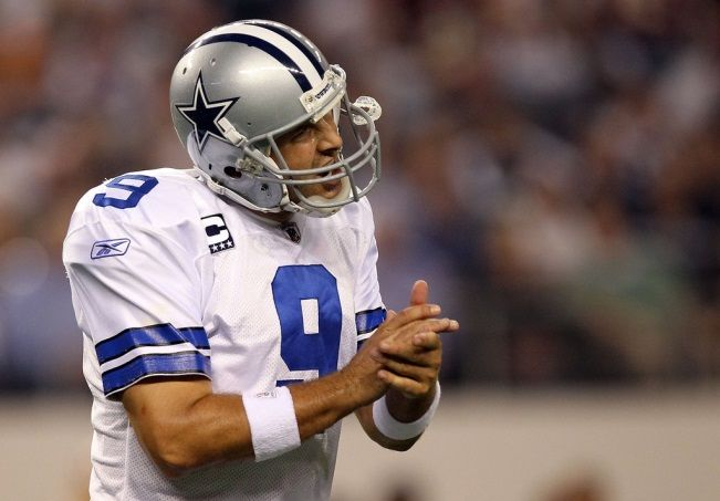 Most overpaid NFL QB: Tony Romo