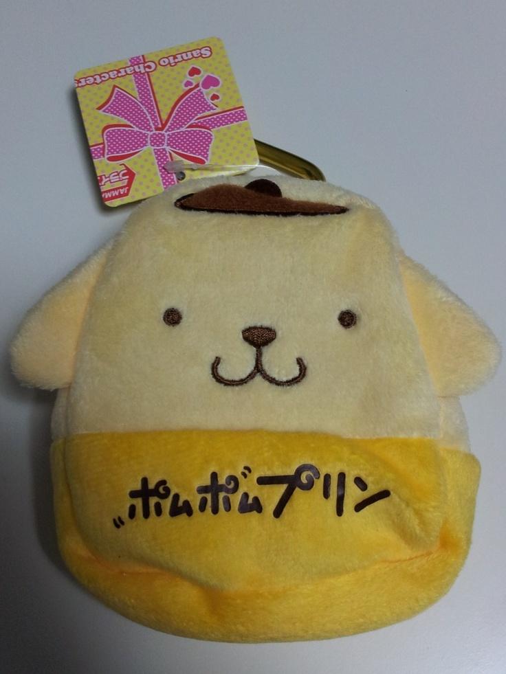 JPLand Stuff - Sanrio Pom Pom Purin Plush Backpack Pouch, $14.99 (http://www.jplandstuff.com/sanrio-pom-pom-purin-plush-backpack-pouch/)