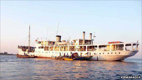 MV Liemba: African Queen, War