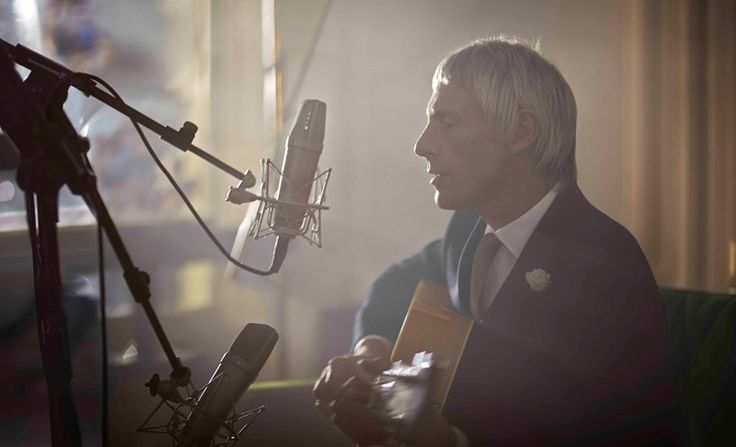 Paul Weller for Daks 2014