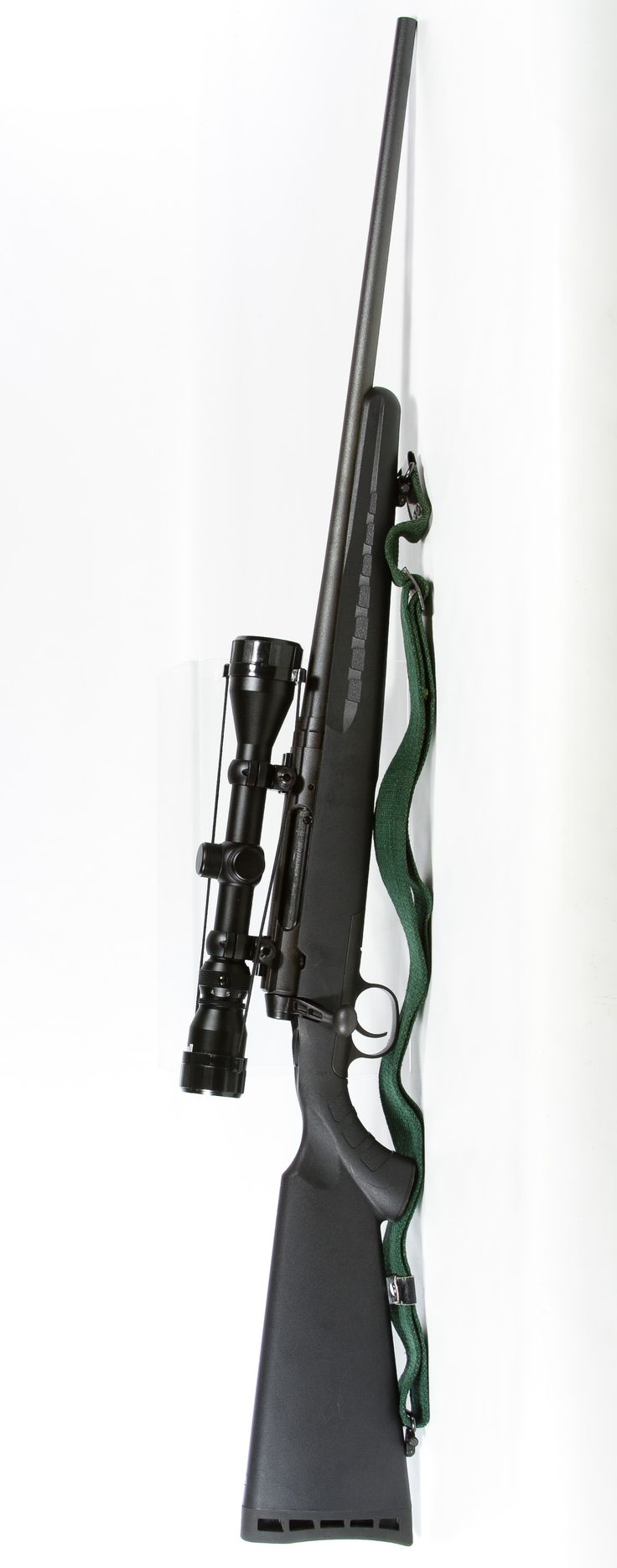 Lot 364: Savage Edge 30-06 Rifle with Scope (Serial #H145400); Magazine fed bolt action rifle with Bushnell scope, sling and Doskosport hard case
