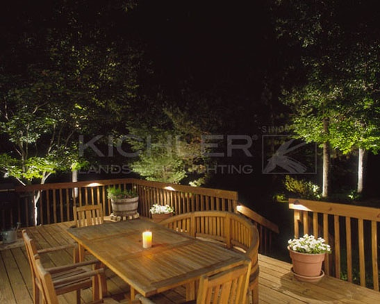 Deck Lighting Ideas Deck Stair Lighting Houselogic Lighting Tips